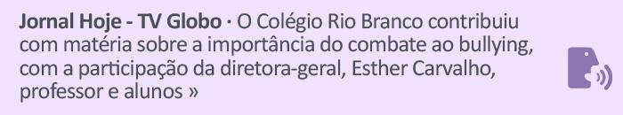 Jornal Hoje Tv Globo