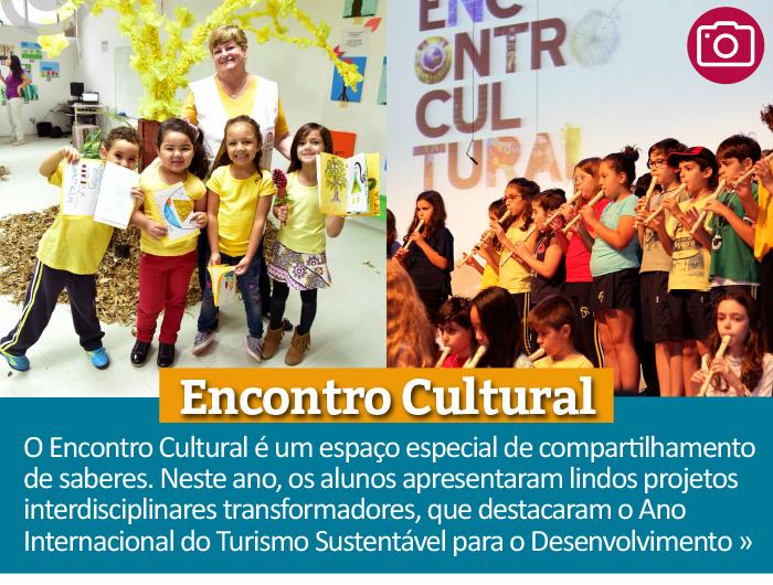 Encontro Cultural destacou o Ano Internacional do Turismo Sustentável para o Desenvolvimento