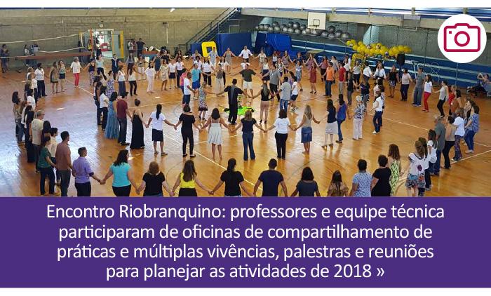 Encontro Riobranquino de Planejamento: evolução e inovação