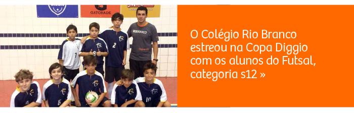 Rio Branco estreia na Copa Diggio