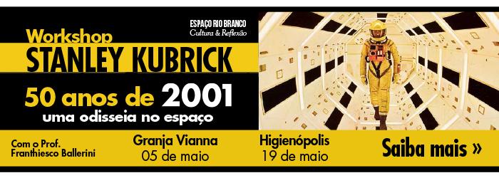 Workshop de Cinema - Stanley Kubrick