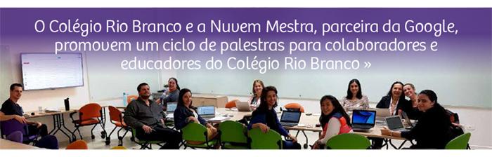 Google for Education: oficinas para educadores e colaboradores