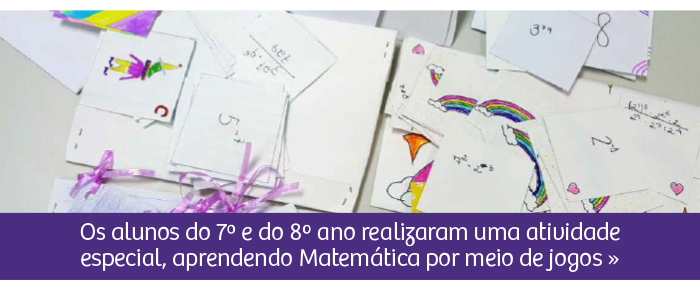 Jogos e Matemática