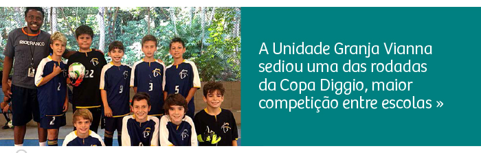 Copa Diggio no Colégio Rio Branco