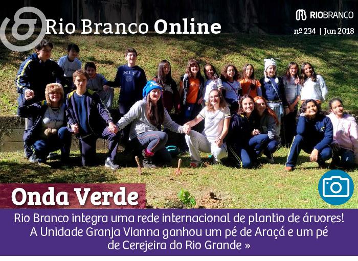 Onda Verde: Rio Branco integra rede internacional de plantio de árvores