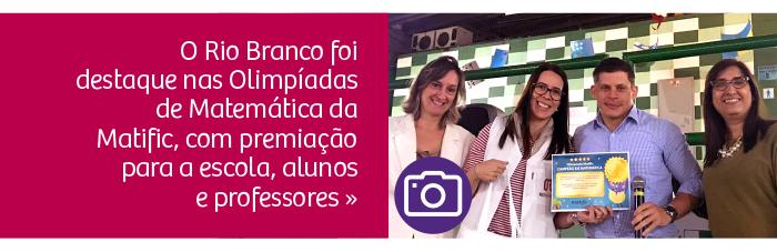 Rio Branco é destaque nas Olimpíadas de Matemática da Matific