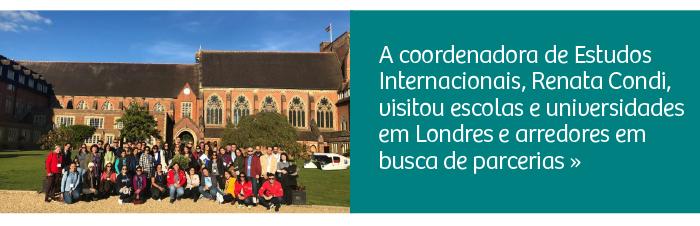 Estudos Internacionais: universidades em Londres