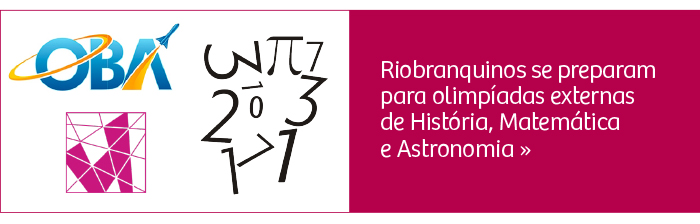 História, matemática e física: alunos se preparam para olimpíadas de conhecimentos