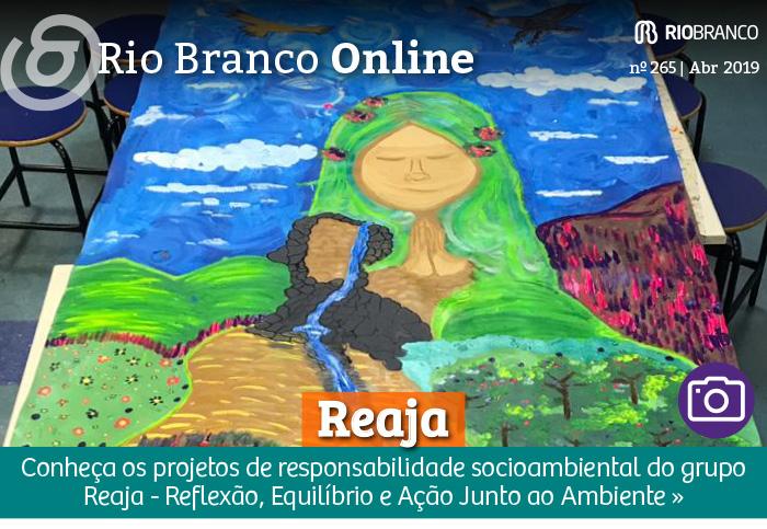Reaja 2019: conheça as ações de responsabilidade socioambiental
