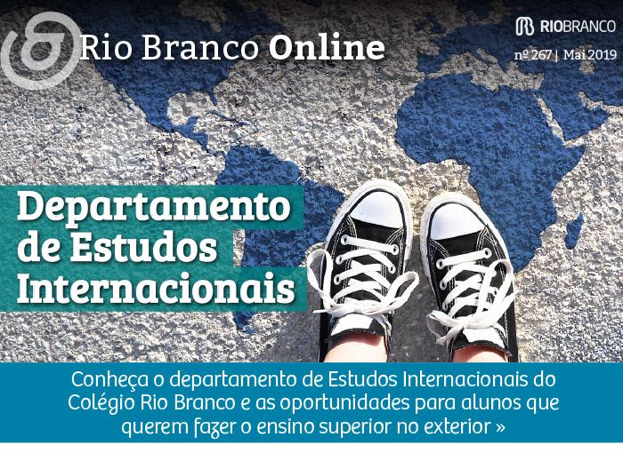 Departamento de Estudos Internacionais