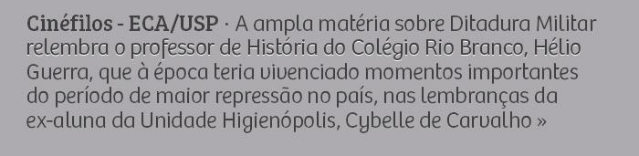 Cinéfilos - ECA/USP