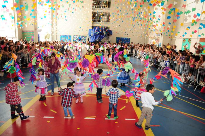 Festa Junina da Unidade Higienópolis