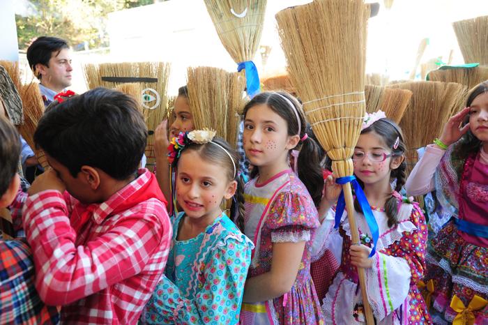 Festa Junina da Unidade Granja Vianna