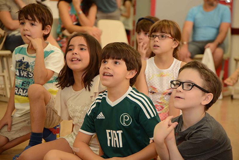 Festival do Livro em Família na Unidade Higienópolis