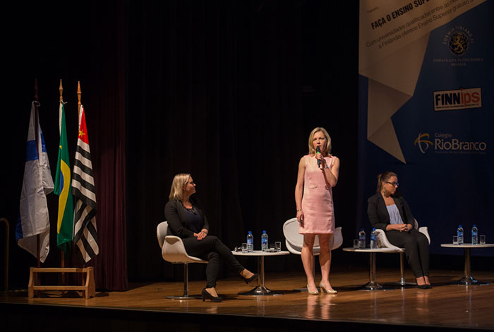 Palestra: Faça o Ensino Superior na Finlândia
