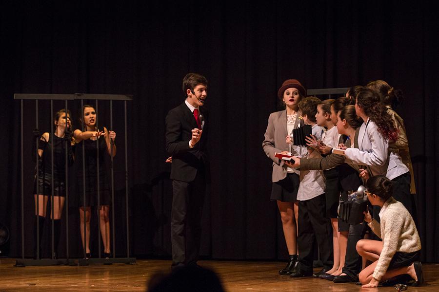 Tudo é Jazz: alunos produzem espetáculo inspirado no musical Chicago