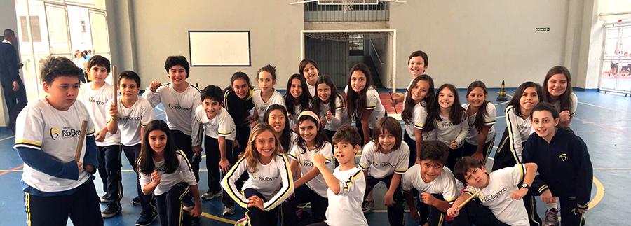Aulas especiais de Educação Física: Modalidades Olímpicas e Paraolímpicas