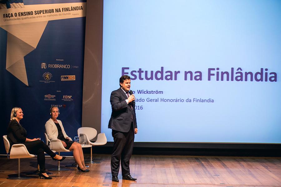 Faça o Ensino Superior na Finlândia