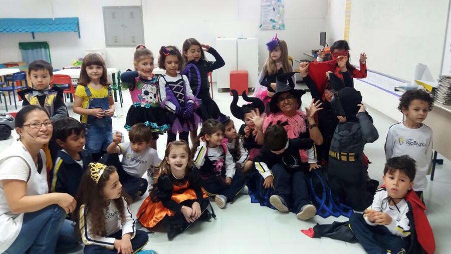 Trick or Treat: saiba como foi o Halloween no Rio Branco