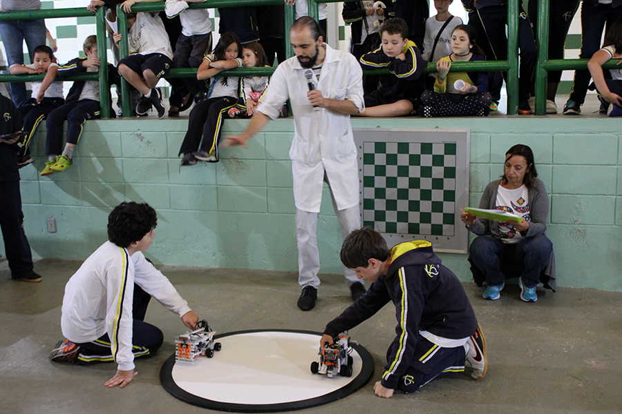 1° Torneio de Robótica Rio Branco