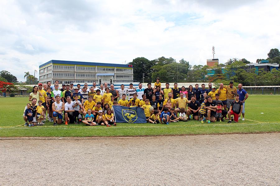 Rio Branco Rugby Clube completa 40 anos