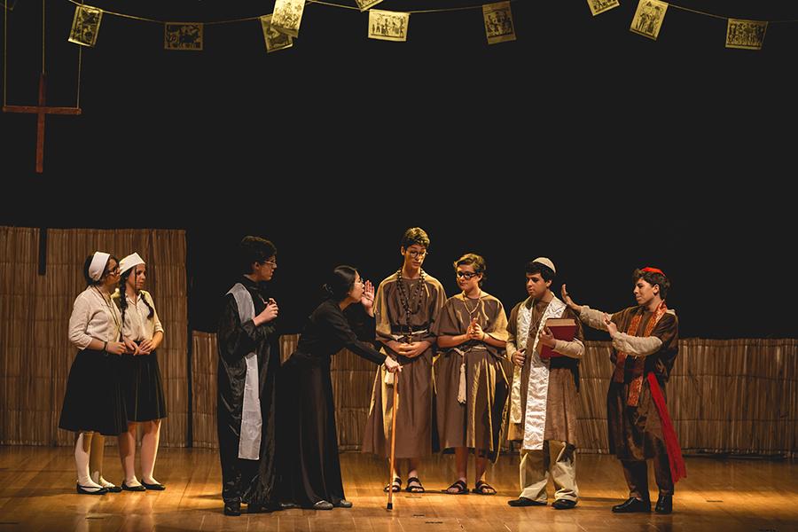 Grupo de Teatro apresenta Auto da Compadecida