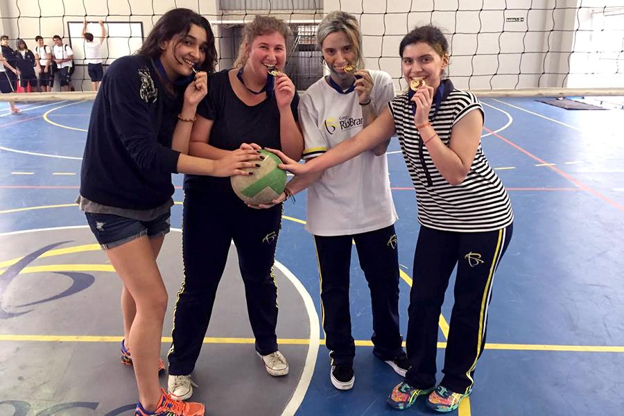 Esportes: Interclasses e Interséries