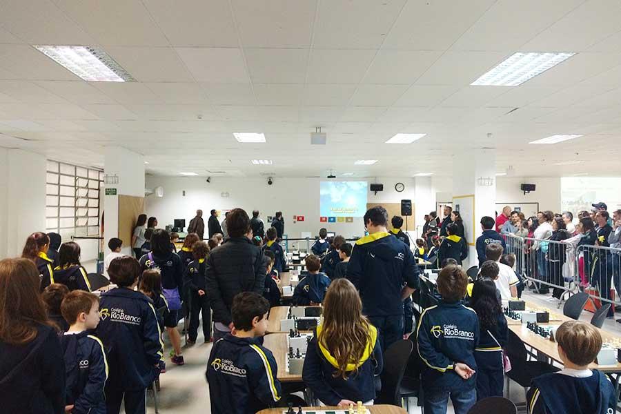 XII Taca de Xadrez Rio Branco