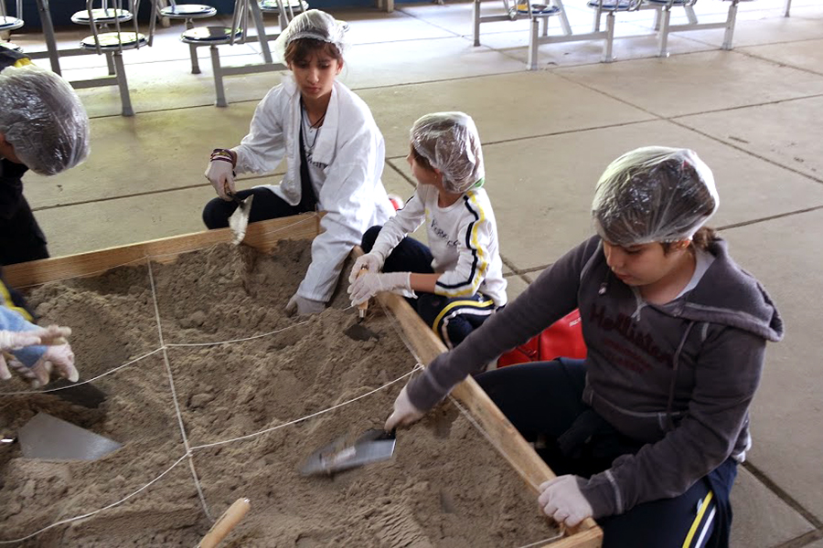 Módulo Eletivo: Oficinas de Arqueologia - Unidade Granja Vianna