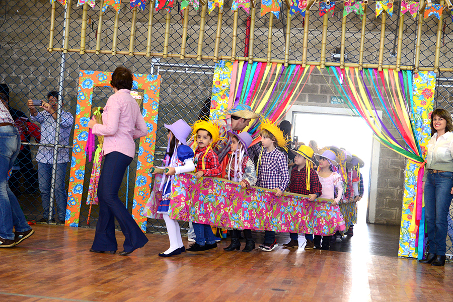 Festa Junina - Unidade Granja Vianna