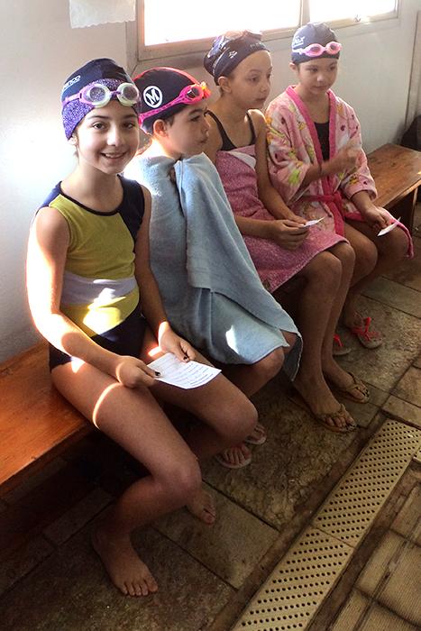 CRB participa de Festival de Natação externo