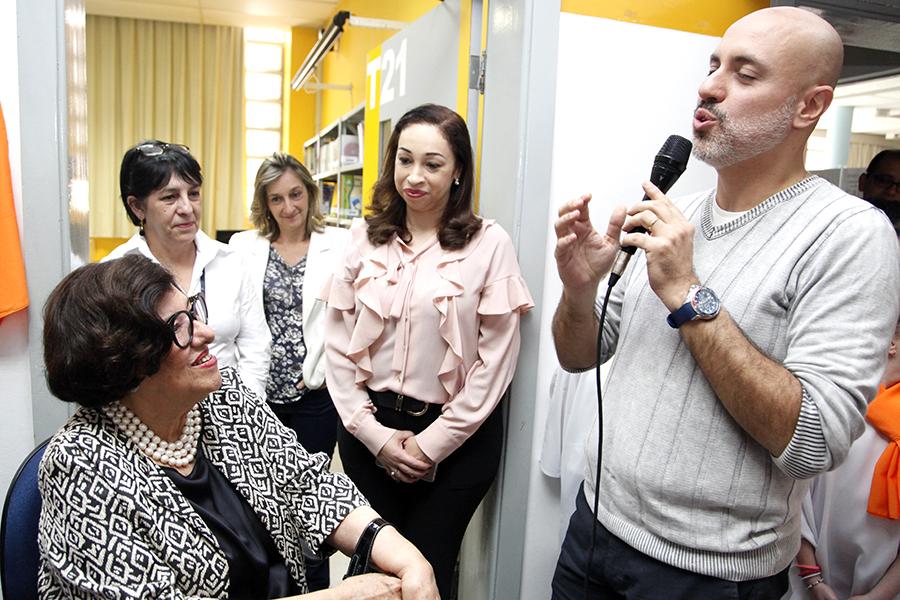 Ruth Rocha marca presença em Festival do Livro e recebe homenagens