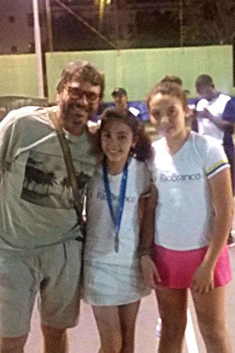 Cerca de 150 alunos do Minimaternal ao 7º ano disputaram diversas modalidades esportivas em olimpíadas