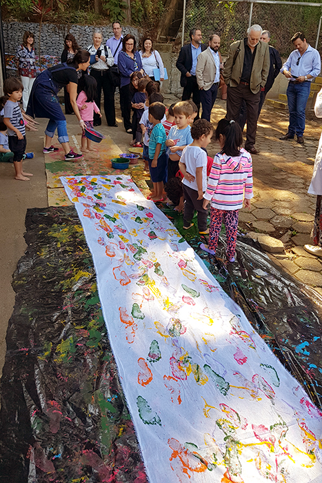 Artes: criando e descobrindo maneiras de colorir