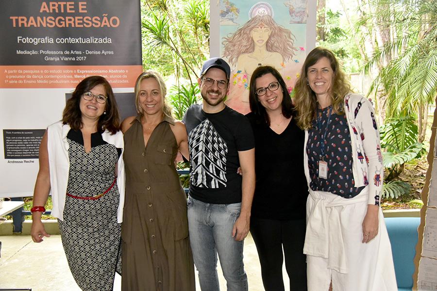 Encontro Cultural - Granja Vianna