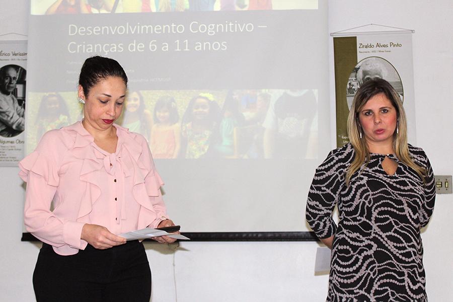 Mesa-redonda reúne especialistas em discussões sobre desenvolvimento infantil