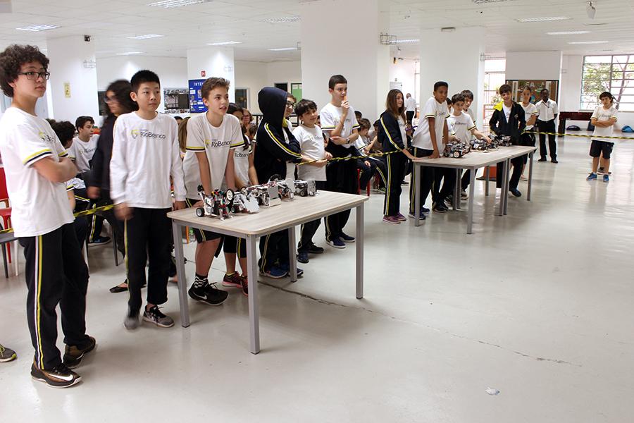 II Torneio de Robótica