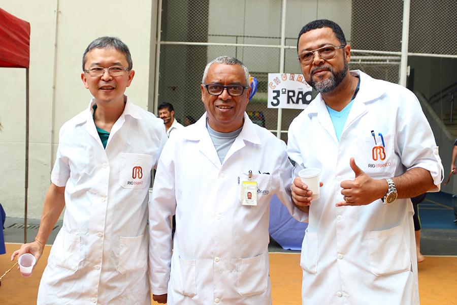 Despedida especial dos alunos da 3ª série do Ensino Médio - Higienópolis