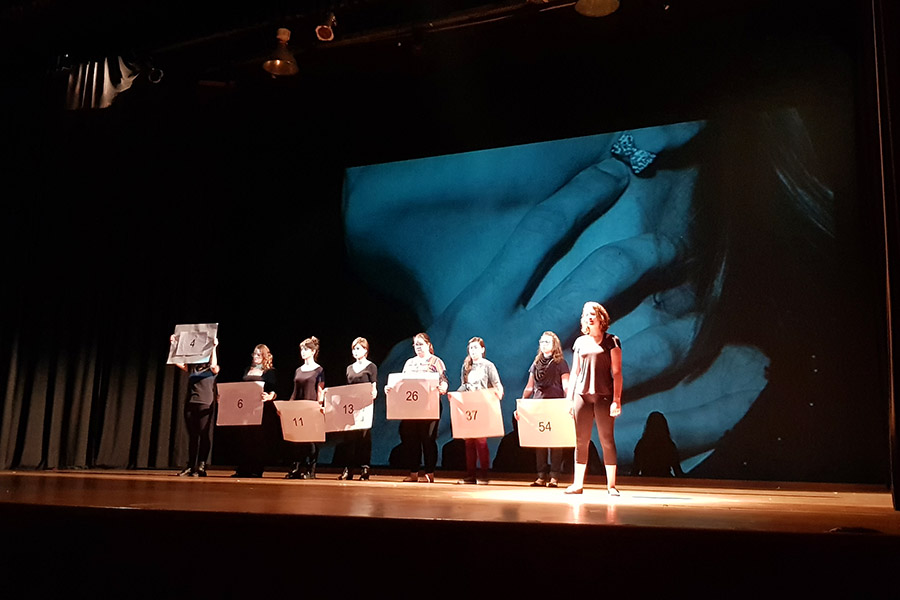 Coletivo Humana Mente completa 5 anos com espetáculo