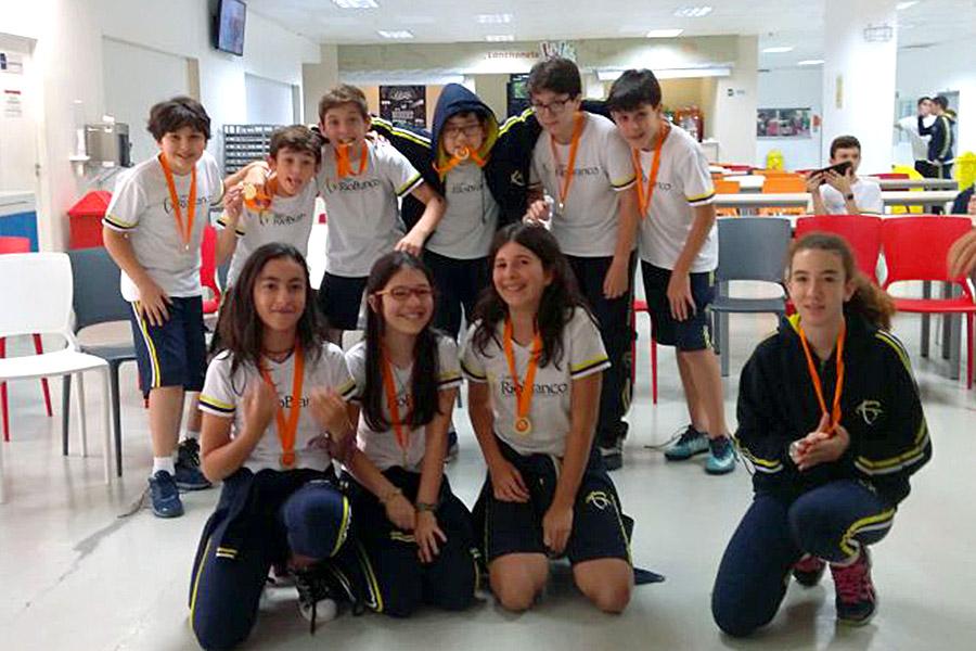 Esportes: Torneio Interclasses
