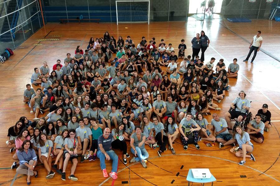Pré-curso da Monitoria apresenta Liderança 2018