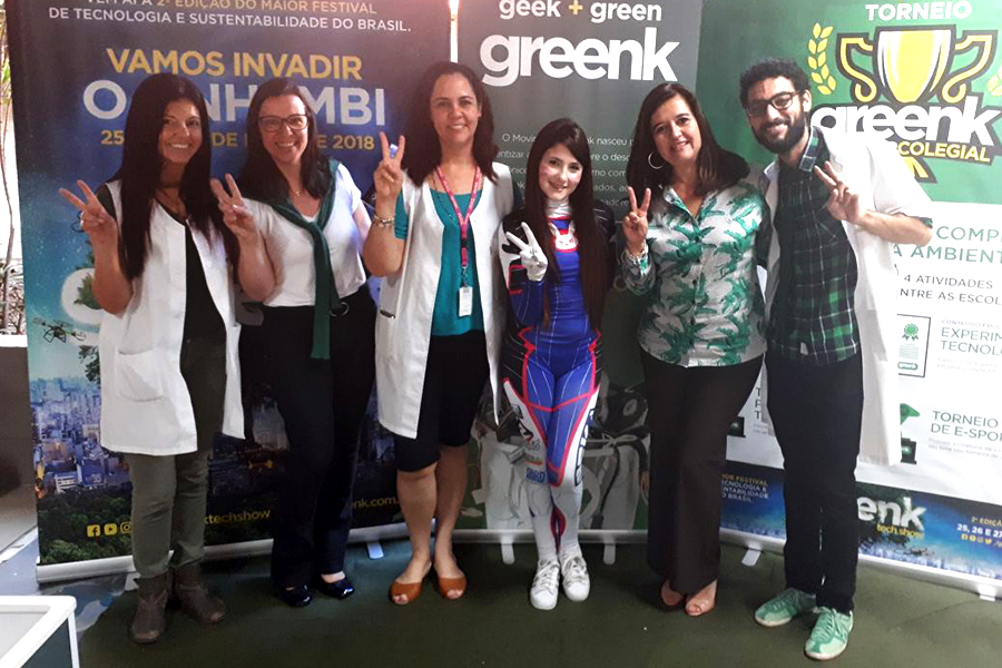 Torneio Greenk Intercolegial
