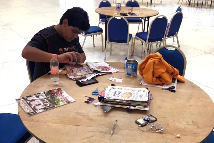 Jovem em Perspectiva: alunos criam blog para discutir o poder da imagem e o consumo