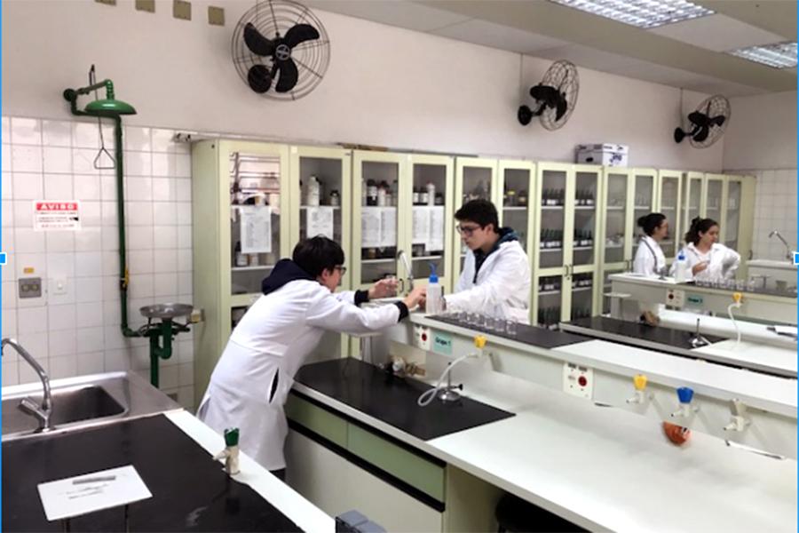 Investigação nas aulas de Química