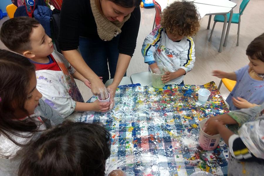 Diversão e aprendizado no Programa Férias no Rio Branco