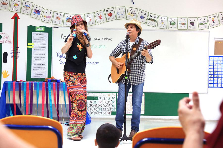Festival do Livro em Família 2018