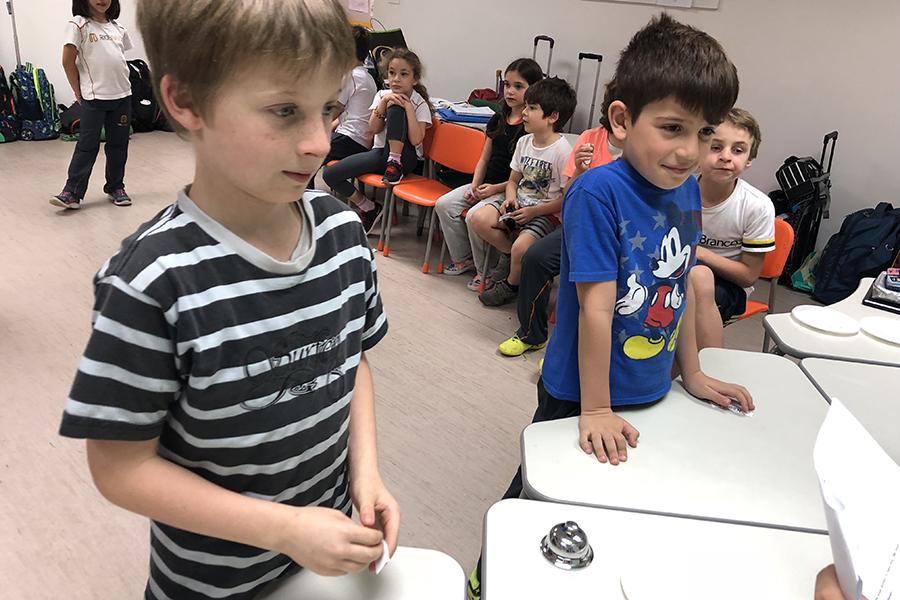 Semana da Criança no Rio Branco!