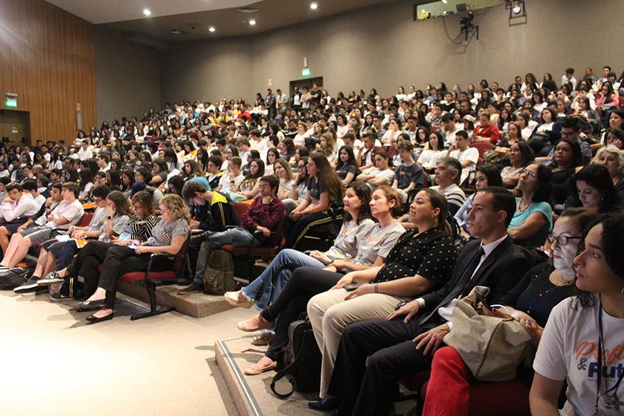 Profissão e Futuro + Encontro Educa