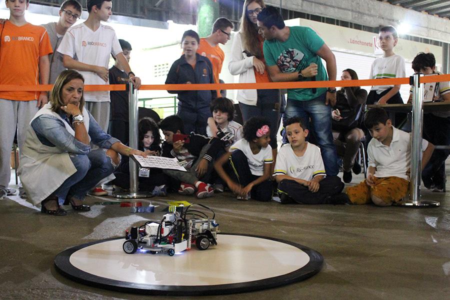III Torneio de Robótica Rio Branco