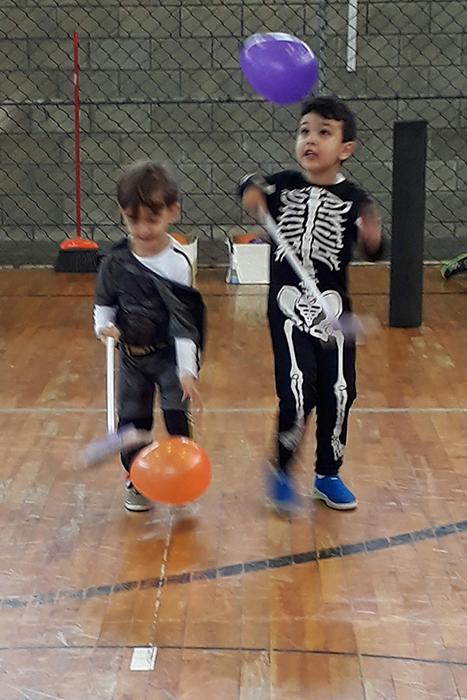 Halloween no Colégio Rio Branco - Granja Vianna